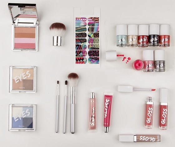 Preview: Bershka Beauty, la nuova linea di Make Up del brand Low Cost.