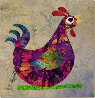 Funky Chicken #12