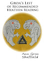 Groa List Of Recommended Heathen Reading