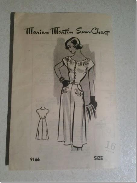 Marian Martin pattern