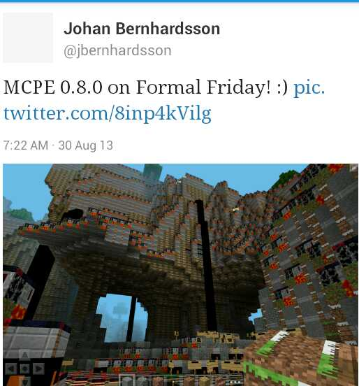 minecraft pocket edition apk download 0.3.0