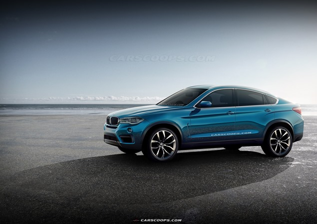 2015-BMW-X6-Carscoops