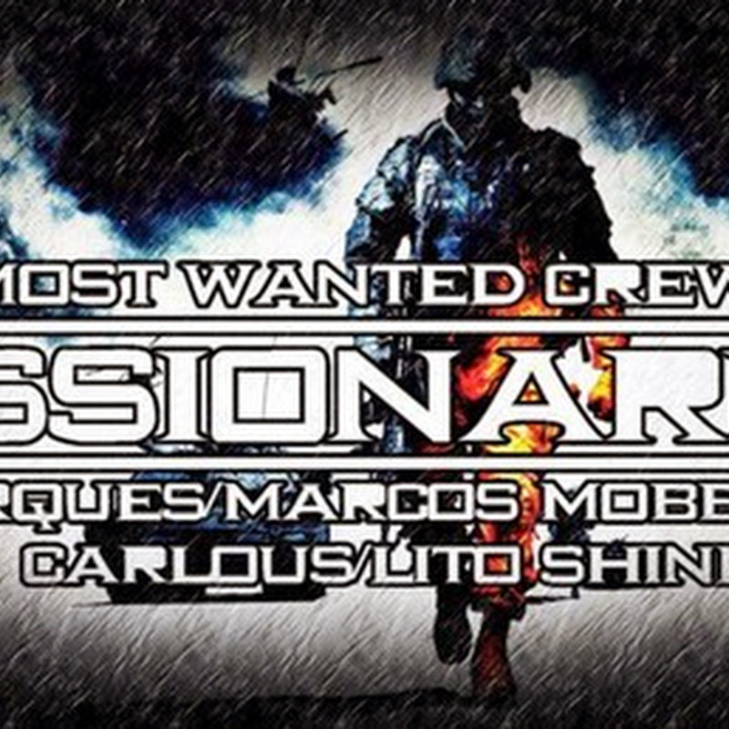 Most Wanted Crew–Missionários [Download Track]