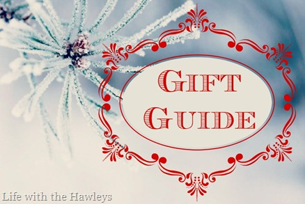 Gift Guide Label