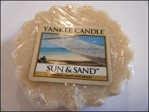 Yankee Candle Sun & Sand