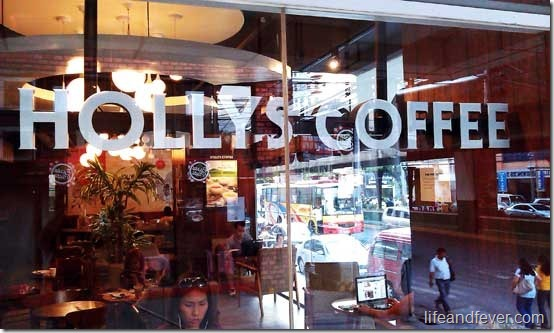 Holly's Coffee Philippines
