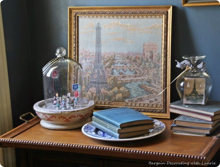 French Tablescape 2a