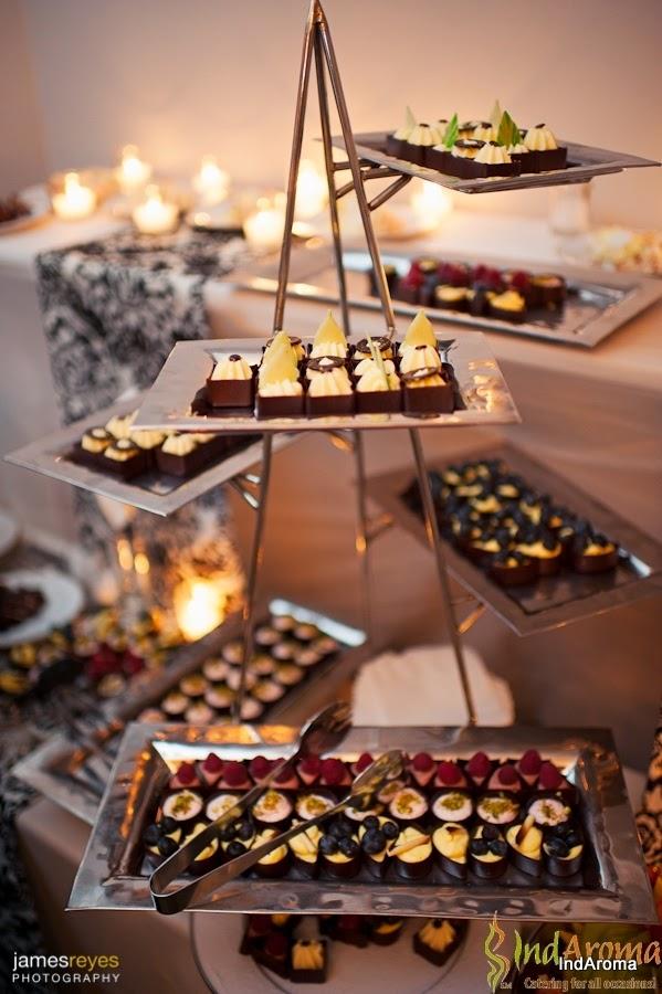 Desserts Table 5