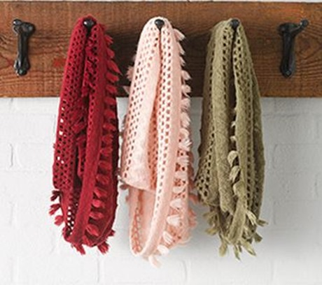 tasselscarves