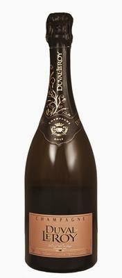 Duval-Leroy Brut Rosé Prestige Premier Cru Champagne