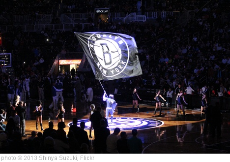 'Brooklyn Nets' photo (c) 2013, Shinya Suzuki - license: http://creativecommons.org/licenses/by-nd/2.0/