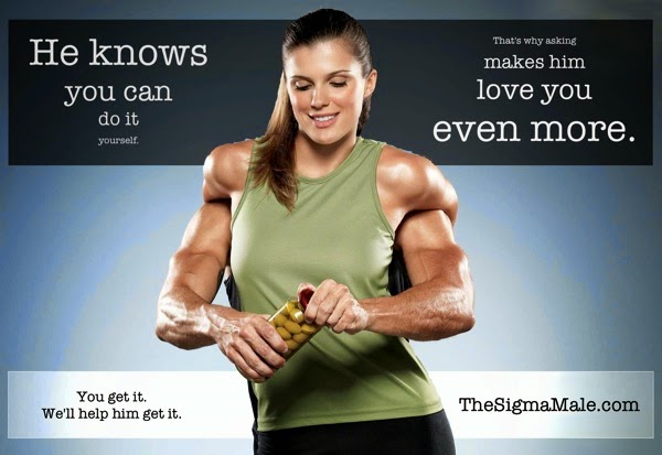 Manly arms ad