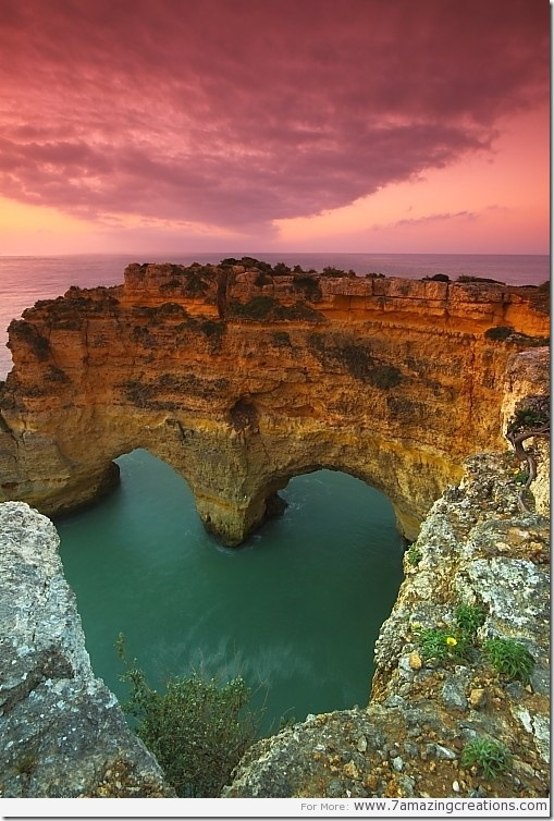 Heart-Sea-Arch-Portugal