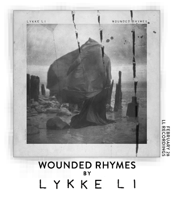 Wounded Rhymes by Lykke Li