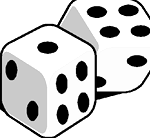 [roll of the dice]