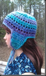 tara blue purple flap side