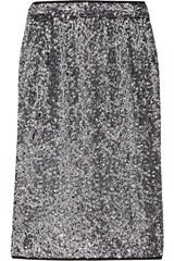 Karl Sina sequined pencil skirt