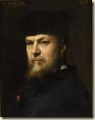 Jean-Jacques Henner  (Autoportrait)