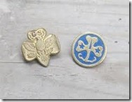 aaa-gs vintage pins