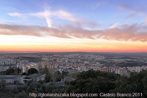 Castelo Branco - amanhecer 4