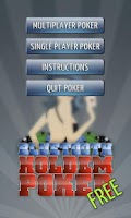 Screenshot of Bluetooth Holdem Poker FREE