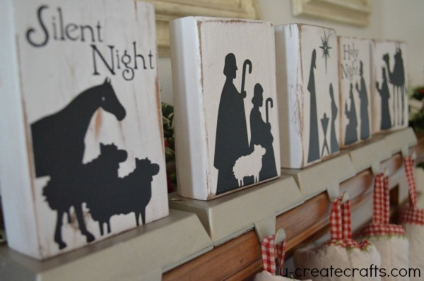 DIY Nativity Stocking Holders Final