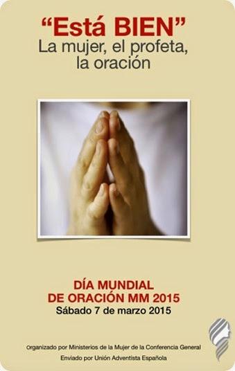 dia oración mujer