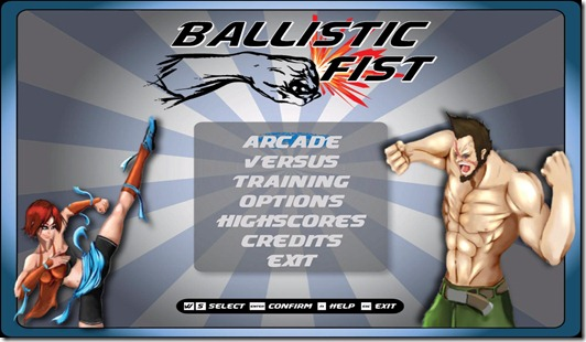 Ballistic Fist 3D free fightin game (7)