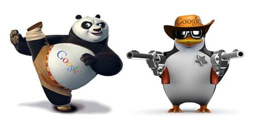 Coisas essenciais que voc deve saber sobre o Google Panda e Pinguim