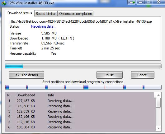 kecepatan download smartfren