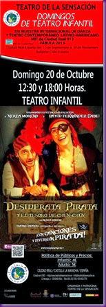 INFANTIL Desiderata pirata