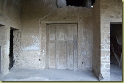 Villa Mysteries Door