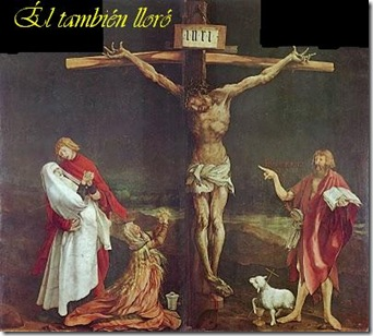 Cristo de Grünewald-ElTambienLloro0611