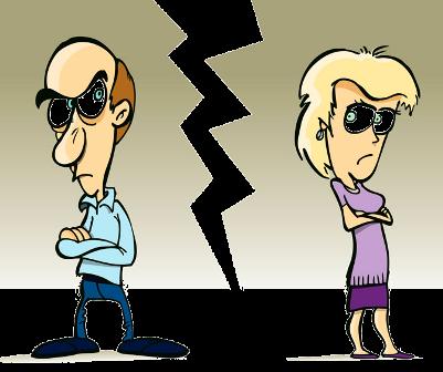 O Pai aconselhando o filho, a não acabar com o casamento…mulher - megera - chata - brava - brigando - batendo - feia - enjoda