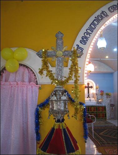 St Joseph's Processional Cross