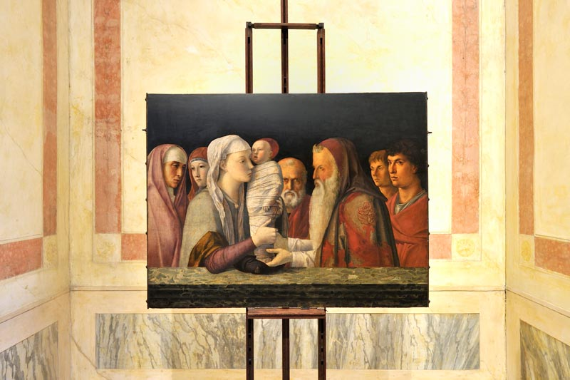 Museo G Bellini La presentazione di Gesù al Tempio ©Cristiano Corte