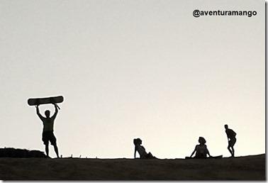 Sandboarding 2