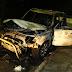 Analista financeiro é queimado durante assalto na Vila Olímpia. Em chamas, vítima pulou do carro em movimento para escapar dos bandidos.