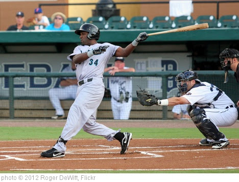 'IMG_0025 Marcell Ozuna' photo (c) 2012, Roger DeWitt - license: https://creativecommons.org/licenses/by/2.0/
