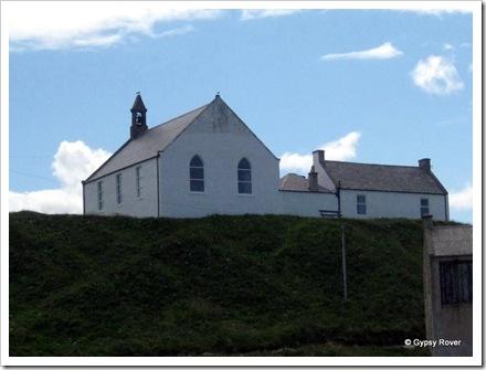 Local church in Findochty.