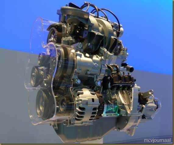 Dacia Sandero 1200 cc LPG motor