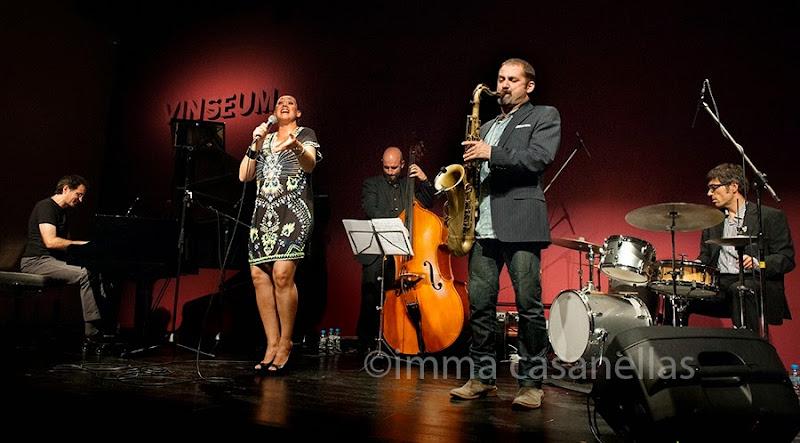 Susana Sheiman Quintet, Vilafranca 2014