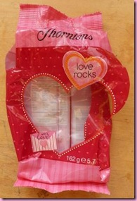 Thorntons Love Rocks