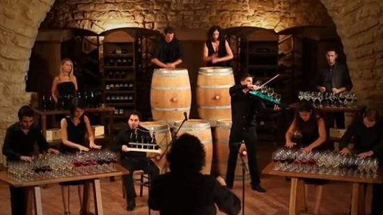 Música de vinho 08