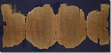 3rd century gospel