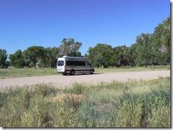 Little Van on the Prarire!