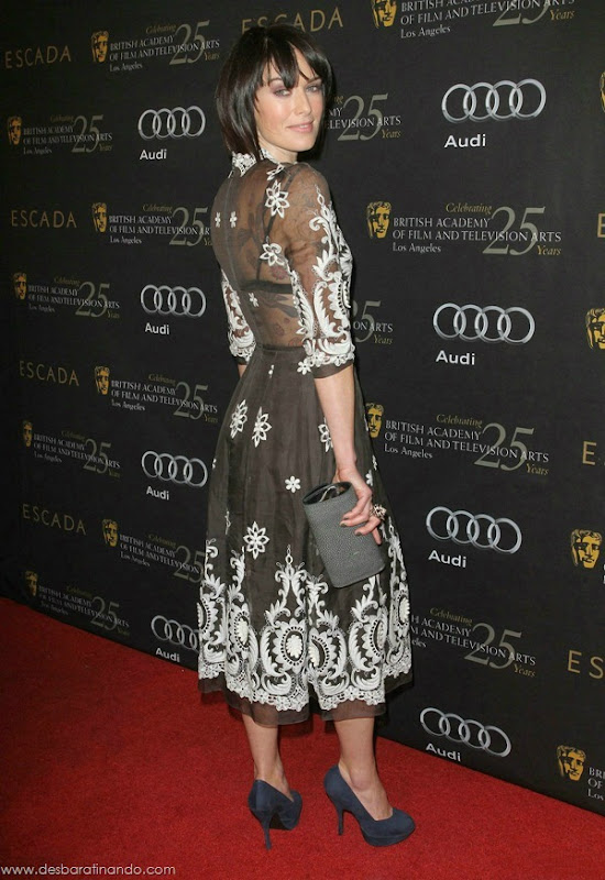 BAFTA Los Angeles' 18th annual Awards Season Tea Party held at Four Seasons Hotel Los Angeles at Beverly Hills on January 14, 2012 in Beverly Hills, California.
