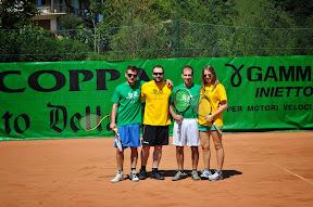 Alice Coffanetti, Francesco Sulas, Nicola Mozzoni e Roberto Mozzoni