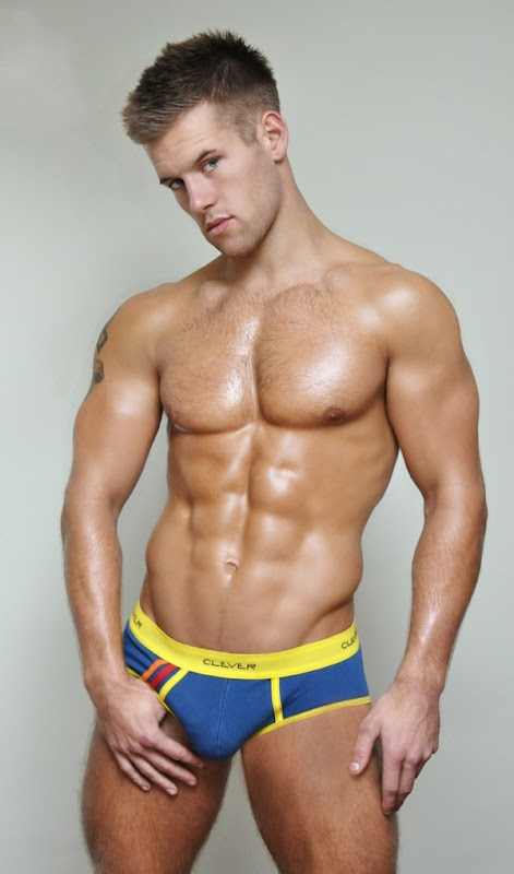 Hot Model Dude