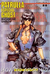 P00008 - The Ghost In The Shell #8